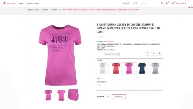 ThinkPink Shop