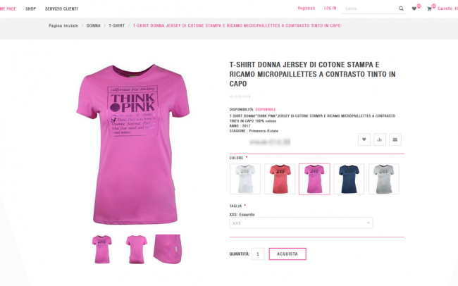 ThinkPink Shop