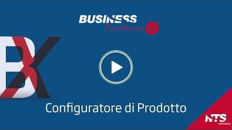 Business Net Configuratore di Prodotto