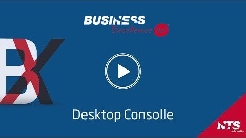Business Net Desktop Consolle